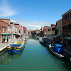 The glass blowing capital of Italy:  Murano