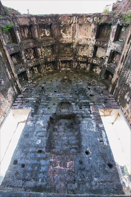 Ruins of St Augustine Church, Old Goa