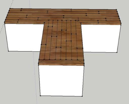 How to Build a Wood Floor Countertop