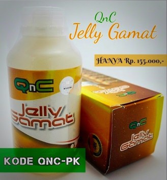 Order Jelly Gamat Gold G Via SMS