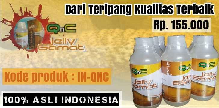 Alamat Resmi Penjual Produk QNC Jelly Gamat Asli di Tasikmalaya