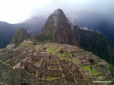 Machu Picchu and Wayna Picchu