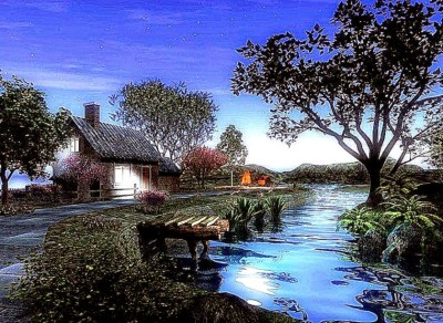 3D Cool House Wallpapers Hd   Wallpaper Background Gallery