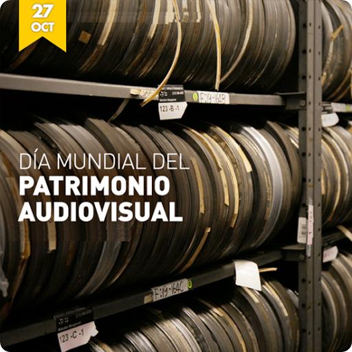Resultado de imagen para patrimonio audiovisual