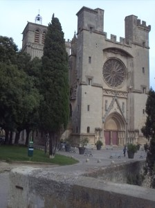 Béziers cathedral