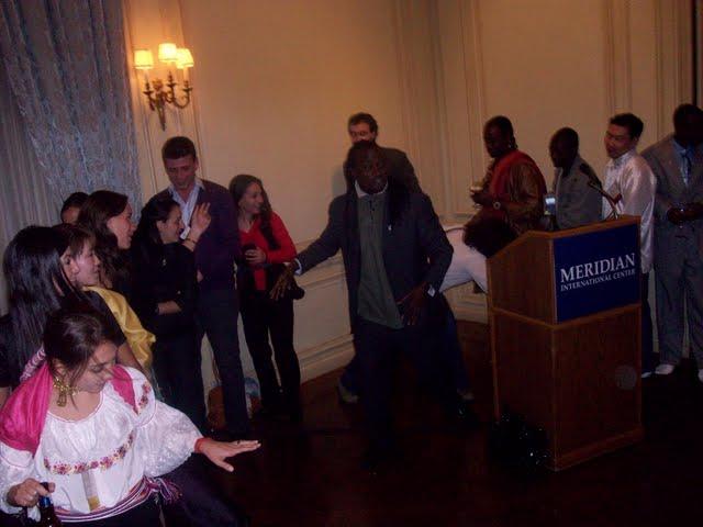 IVLP 2010 - Visit to Meridian International - 100_0407.JPG