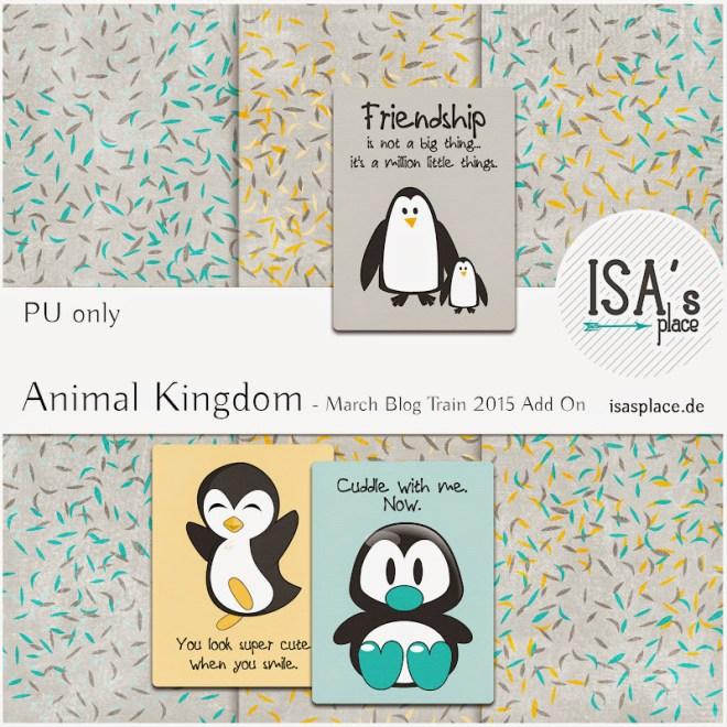 Animal Kingdom Add On