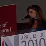 IVLP 2010 - Meeting with California First Lady - Mrs Schazeneger - 100_1455.JPG