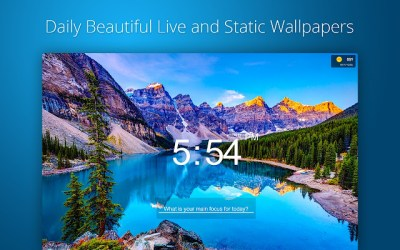 Live Start Page - Living Wallpapers - Chrome Web Store
