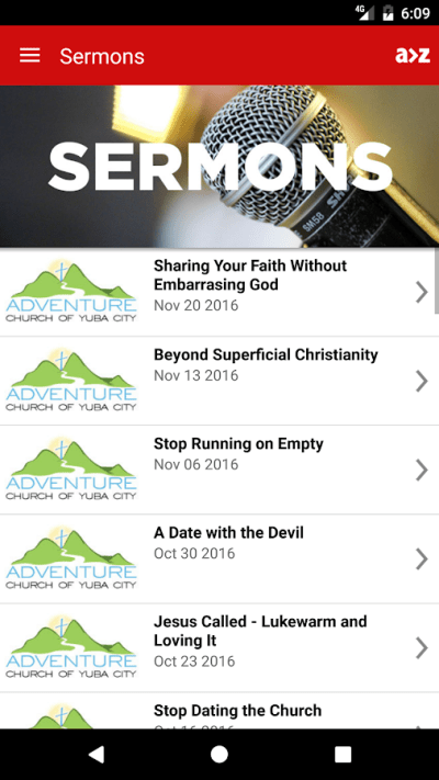 Adventure Church of Yuba City - Android Apps on Google Play