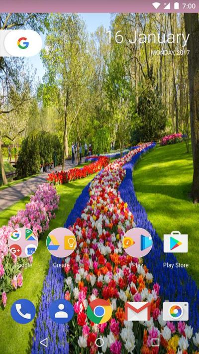 Garden Live Wallpapers HD - Android Apps on Google Play