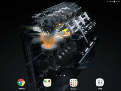 Engine 3D Live Wallpaper - Android Apps on Google Play