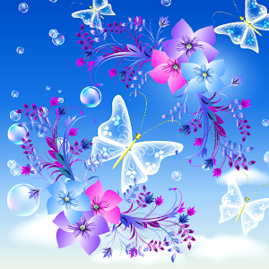 Download Butterfly Live Wallpapers APK latest version app for android devices