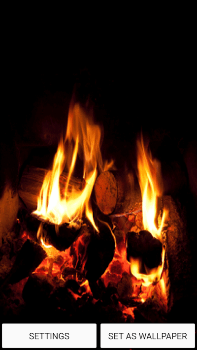 Fireplace Sound Live Wallpaper - Android Apps on Google Play