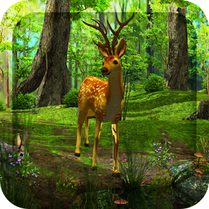3D Deer-Nature Live Wallpaper - Android Apps on Google Play