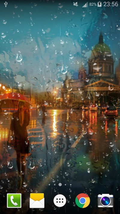 City Rain Live Wallpaper PRO - Android Apps on Google Play