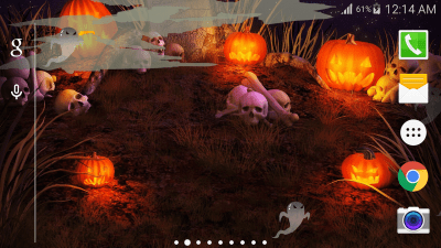 Halloween Live Wallpaper Free - Android Apps on Google Play
