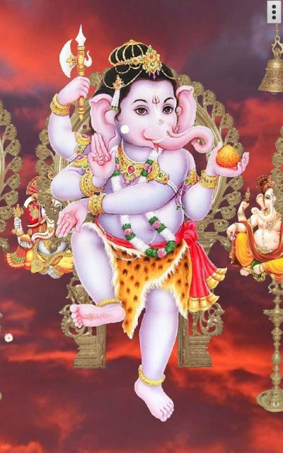 4D Ganesh Live Wallpaper - Android Apps on Google Play