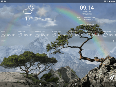 True Realistic weather nature live wallpaper 3D HD - Android Apps on Google Play