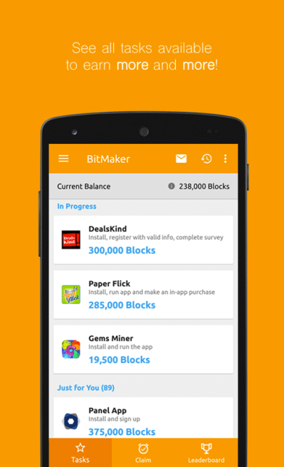 BitMaker Free Bitcoin/Ethereum - Android Apps on Google Play