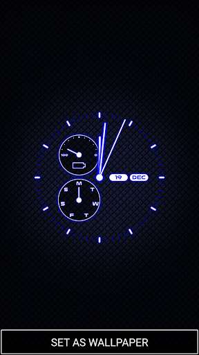 Download Analog Clock Live Wallpaper Google Play softwares - a32tgjjwWEGy | mobile9