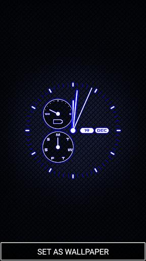 Download Analog Clock Live Wallpaper Google Play softwares - a32tgjjwWEGy | mobile9