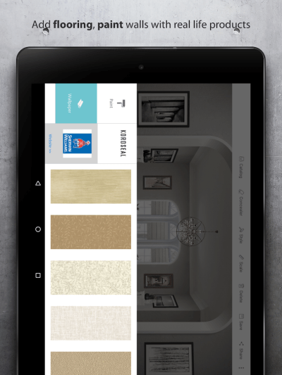 Homestyler Interior Design & Decorating Ideas - Android Apps on Google Play