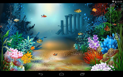 Underwater World Livewallpaper - Android Apps on Google Play