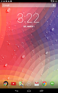 Weather Live Wallpaper: Home Screen Forecast 💧 - Android Apps on Google Play