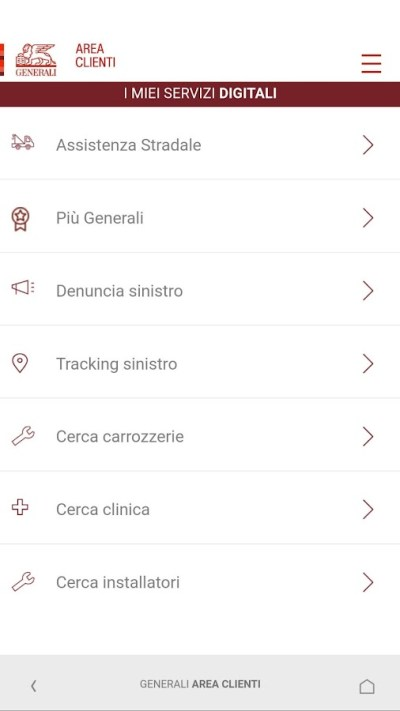 MyGenerali - Android Apps on Google Play