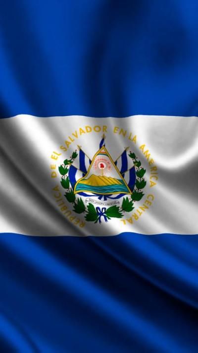 el salvador flag wallpaper - Android Apps on Google Play