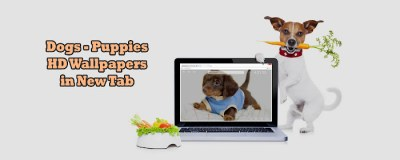 Puppies Themes - Dogs Wallpapers HD New Tab - Free Addons