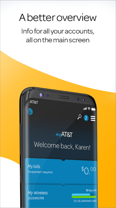 myAT&T - Android Apps on Google Play