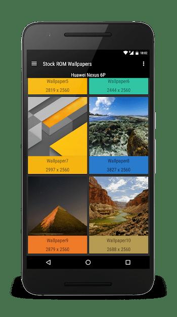 APK MANIA™ Full » Walloid HD Stock Wallpapers Pro v2.3.5 APK