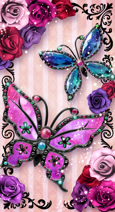 Free Live Butterfly Wallpapers | David Simchi-Levi