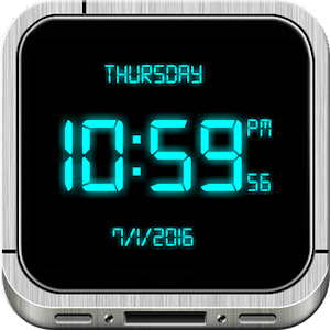Download Digital Clock Live Wallpaper APK on PC | Download Android APK GAMES & APPS on PC