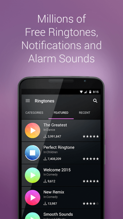 ZEDGE™ Ringtones & Wallpapers - Android Apps on Google Play