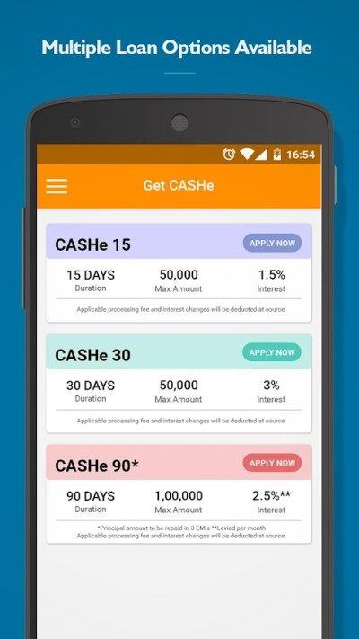 CASHe – Instant Personal Loans - Android Apps on Google Play