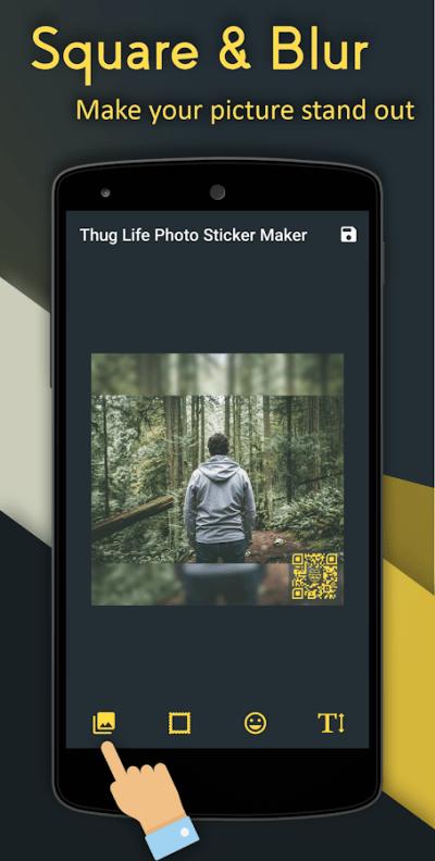 Thug life photo sticker maker - Aplicaciones de Android en ...