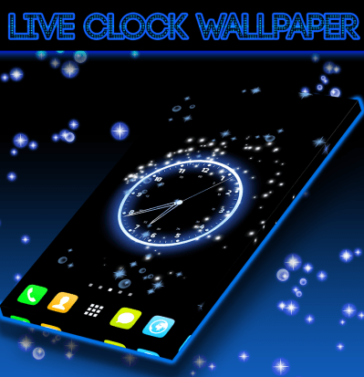 Live Clock Wallpaper - Android Apps on Google Play
