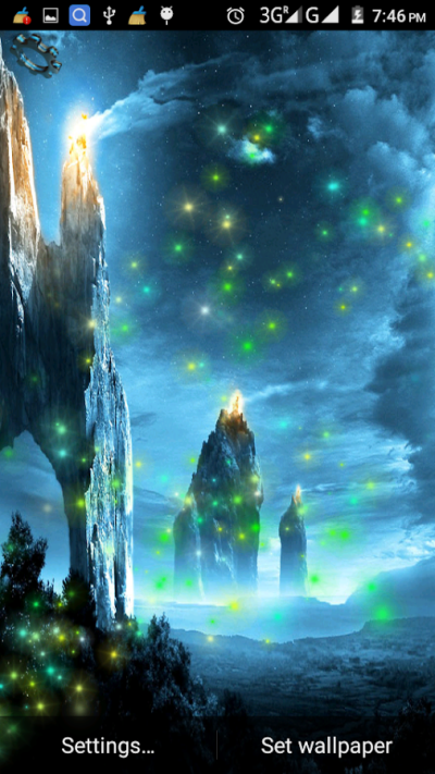 Magical Touch Live Wallpaper - Android Apps on Google Play