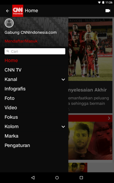 CNN Indonesia - Android Apps on Google Play
