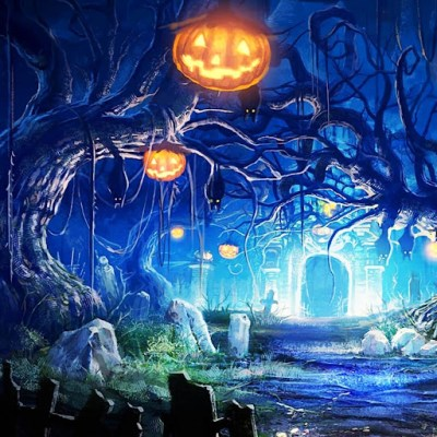 Download Halloween Live Wallpaper for PC