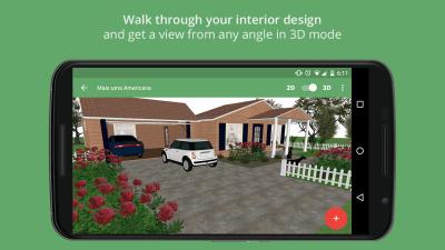 Planner 5D - Home Design- screenshot