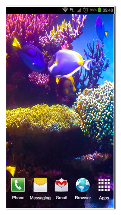Underwater Live Wallpaper - Android Apps on Google Play