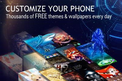 U Launcher 3D – Live Wallpaper, Free Themes, Speed ...