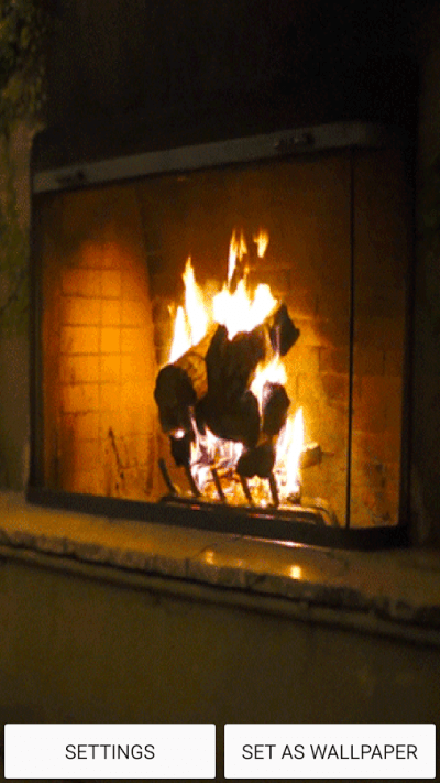Fireplace Sound Live Wallpaper - Android Apps on Google Play