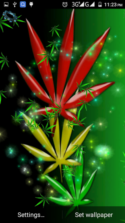Weed Rasta Live Wallpaper - Android Apps on Google Play