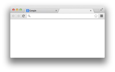 Empty New Tab Page - Chrome Web Store