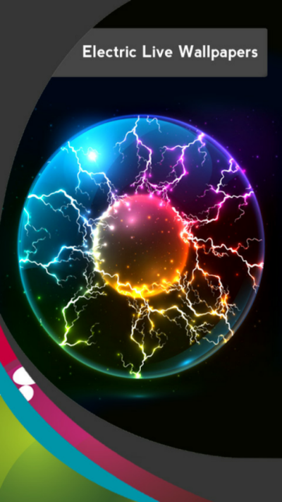 Electric Live Wallpapers - Android Apps on Google Play